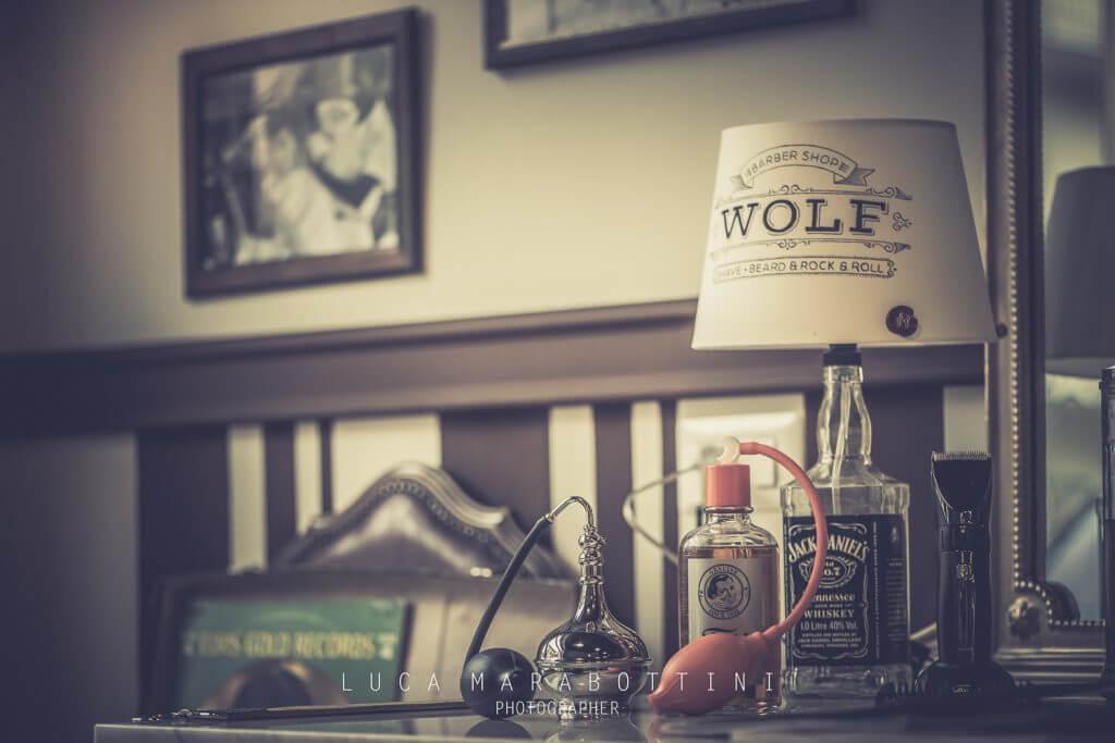 La barberia di Wolf